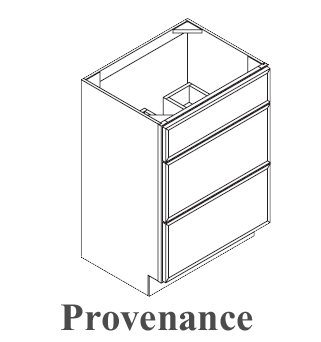 Omega Provenance Drawer Base