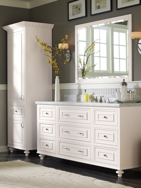 Bertch Bath Vanities, Bertch Vanities, Bertch Cabinetry, Omega Dynasty Bath Vanities, Omega Dynasty Cabinetry